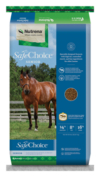 Horse Feeds & Horse Supplements by Nutrena | Nutrena