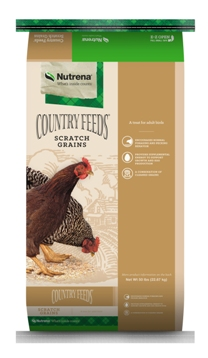 Country Feeds Scratch Grains for poultry