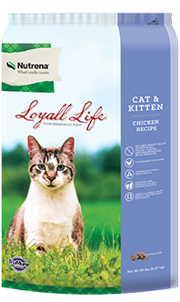Loyall Life Cat And Kitten Food Nutrena
