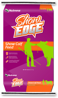 Show Edge Calf Feed