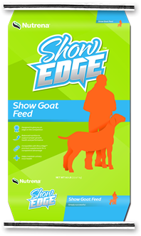 Show Edge Goat Feed