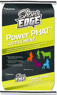 Show Edge Power PHAT