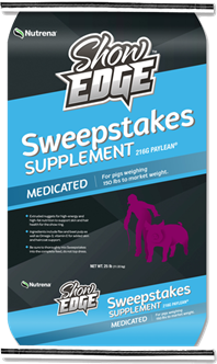 Show Edge Sweepstakes