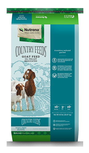 Sheep and Goat Feeds by Nutrena | Nutrena
