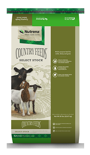 Nutrena NatureWise All Stock feed bag Rightimage