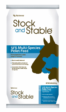Stock and Stable Multi 12 Pellet