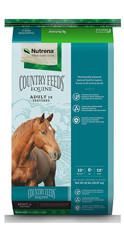 Country Feed Adult Equine Textured