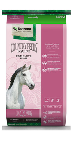 Country Feed Equine Adult Pellet