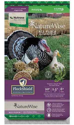 NatureWise All Flock Feed Pellet