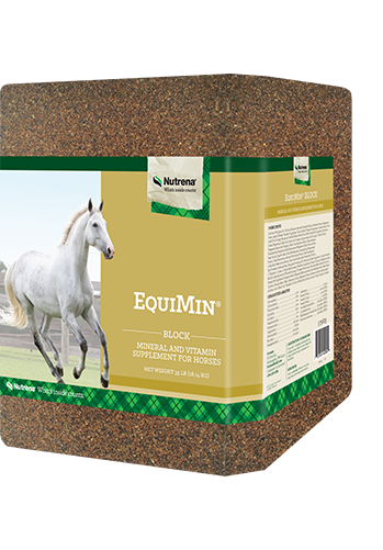 EquiMin Mineral Block