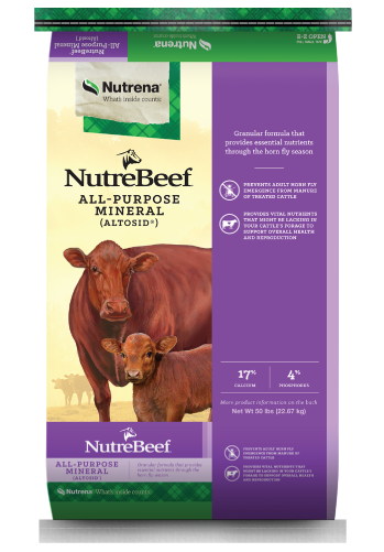 Nutrebeef All Purpose Mineral bag