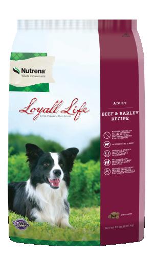 Loyall Life Adult Beef Barley